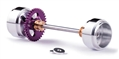 Slot.it SIKK04C Sidewinder Starter Kit 17.3 x 9.75mm Wheels 19mm Spur Gear