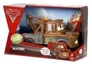 Mattel V2997 Mater Lights Amp Sounds