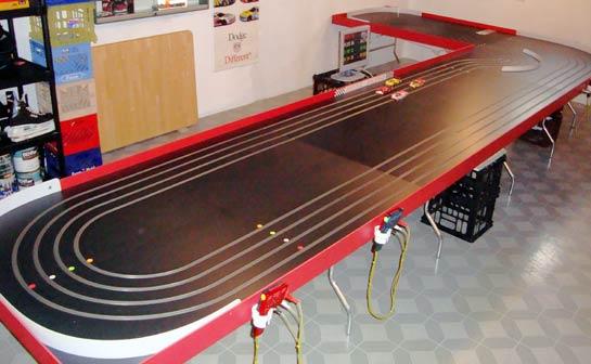 Bristol slot car