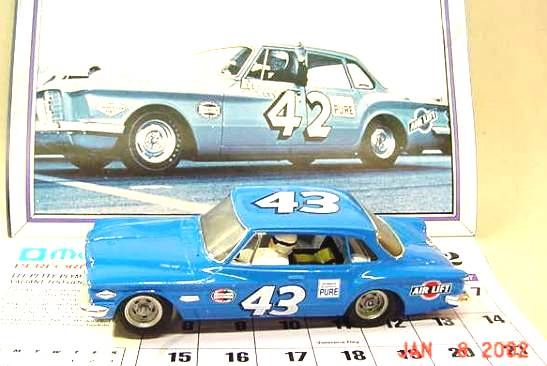Richard Petty Motorsports >> Professor Motor Slot Car Racing and SlotCars Saline Michigan