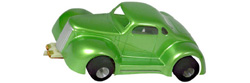 "Champion 203_CH 1/32 LEGENDS Chevy Coupe - Clear .010"" Body"