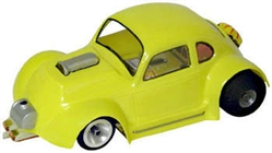 "Champion 301i_CH 1/32 VW Super Bug Clear .010"" Body"