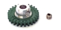 "ARP ARP4826C 26 Tooth 48 Pitch 2° Bevel (angled) Spur Gear for 1/8"" Axle"