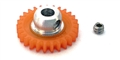"ARP ARP4827C 27 Tooth 48 Pitch 2° Bevel (angled) Spur Gear for 1/8"" Axle"