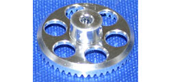 "ARP ARP6452C 52 Tooth 64 Pitch Crown Gear for 3/32"" Axle Ultra Light Drilled"