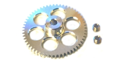 "ARP ARP6452D 52T 64 Pitch DRAG RACING SPUR Gear Aluminum 3/32"" Axle"