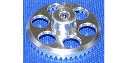 "ARP ARP6454C 54 Tooth 64 Pitch Crown Gear for 3/32"" Axle Ultra Light Drilled"