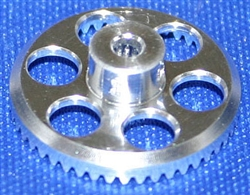"ARP ARP6456C 56 Tooth 64 Pitch Crown Gear for 3/32"" Axle Ultra Light Drilled"