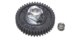"ARP ARP7243CP 43 Tooth 72 Pitch 2° Bevel (angled) Spur Gear for 3/32"" Axle"