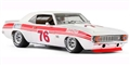 BRM BRM070 1/24 Chevrolet Camaro Z28 1969 Lennox Air No.76