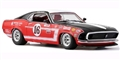 BRM BRM073 Ford Mustang Boss 302 1969 Bud Moore Team No.16