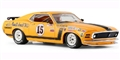 BRM BRM075 1/24 Ford Mustang Boss 302 1970 Bud Moore Team No.15