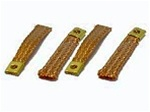 BRM BRMS-025 Copper Braid for Wood Track (Thick Gage) - 2 Pair / Package
