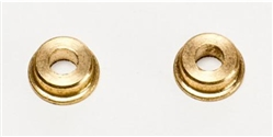 BRM BRMS-409 Brass bearings for axle holder 3mm (x2)