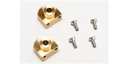 BRM BRMS-412 Rear brass axle holders for camber system