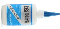 Bob Smith Industries BSI-101 Insta Cure Super Thin CA Glue 1/2 Ounce