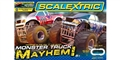 "Scalextric C1302T 1/32 Analog Racing Set ""MONSTER TRUCK MAYHEM"""