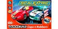 "Scalextric C1323T 1/32 Analog Racing Set QUICKBUILD ""Cops & Robbers"""