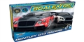 "Scalextric C1349T 1/32 Analog Racing Set ""Bentley GT Racers"""