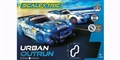 "Scalextric C1379T 1/32 Analog Racing Set ""Urban Outrun GT Zombie vs GT Spartan"""
