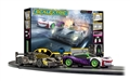 Scalextric C1415T 1/32 Analog SPARK PLUG - BATMAN VS JOKER SET