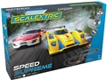 "Scalextric C1420T 1/32 Analog Racing Set ""Speed Supreme GT vs. LMP """