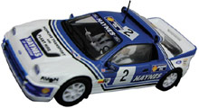 Scalextric C3407 Ford RS2000 Lydden 1991 Rallycross Championship