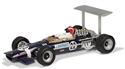 Scalextric C3413 Lotus Cosworth 49B F1 - Jo Siffert #22 British Grand Prix