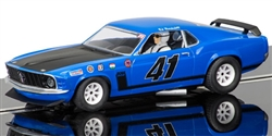 Scalextric C3613 1969 Ford Mustang Boss 302 T/A #41 - DPR