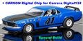 Scalextric C3613-SPD2 DIGITAL132 Mustang T/A SPECIAL Carrera Digital