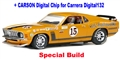 Scalextric C3651-SPD2 DIGITAL132 Ford Mustang T/A SPECIAL Carrera Digital