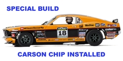 Scalextric C3671-SPD2 DIGITAL132 Ford Mustang T/A SPECIAL Carrera Digital