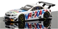 Scalextric C3855 BMW Z4 GT3 ROAL Motorsport Spa 2015