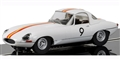 Scalextric C3890 Jaguar E-Type Roadster 1965 Bathurst #9 Bob Jane