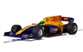PREORDER Scalextric C3960 BLUE WINGS F1 CAR
