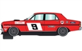 PREORDER Scalextric C4028 FORD XY FALCON, ATCC 1973 WINNER, ALAN MOFFAT