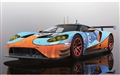 PREORDER Scalextric C4034 FORD GT GTE GULF EDITION