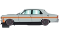 PREORDER Scalextric C4037 FORD XW FALCON SILVER FOX