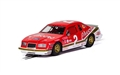 PREORDER Scalextric C4067 THUNDERBIRD STOCK CAR - RED AND WHITE