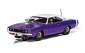 PREORDER Scalextric C4148 DODGE CHARGER R/T - PURPLE