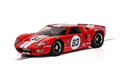 PREORDER Scalextric C4152 FORD GT40 - RED NO.83