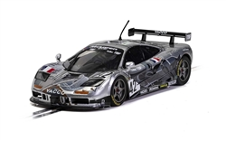 PREORDER Scalextric C4159 MCLAREN F1 GTR - LEMANS 1995 - BBA COMPETITION