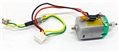 Scalextric C8146-GE Standard 18,000 Scalextric Motor with 9 Tooth Inline Pinion and Wiring Harness - For Inline Application