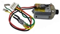 Scalextric C8146-SH Standard 18,000 Scalextric Motor with 11 Tooth Inline Pinion and Wiring Harness - For Sidewinder Application