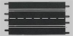 Carrera CAR20509 standard straight track - 4 pieces of track per package - 345 mm length