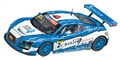Carrera CAR23840 Digital124 Audi R8 LMS Fitzgerald Racing #2A