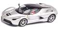 Carrera CAR27515 Analog 1/32 RTR La Ferrari Silver