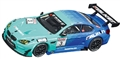 "Carrera CAR27576 Analog 1/32 RTR BMW M6 GT3 ""Team Falken, No.3"""