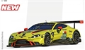 PREORDER Carrera CAR27631 Evolution RTR Aston Martin Vantage GTE, No.95