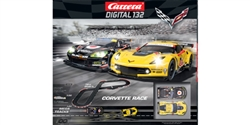 "Carrera CAR30186 Digital132 Racing Set ""Corvette Race"""